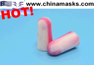 Safety Noise Protection High Quality Earplug with CE