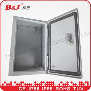 Outdoor Distribution Board/Electrical Metal Panel Box pictures & photos
