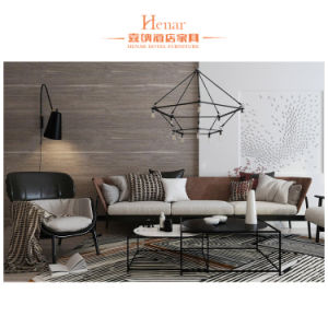 Awe Inspiring China Modern Industrial Style Black Metal Living Room Sofa Squirreltailoven Fun Painted Chair Ideas Images Squirreltailovenorg