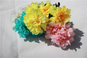 High Quality Artificial Hydrangea Flowers for Wedding Decoration pictures & photos