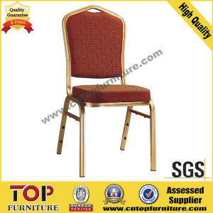 Hotel Comfortable Used Stacking Aluminum Banquet Chairs pictures & photos