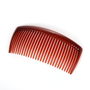 Plastic Double Hair Comb for Daily Use