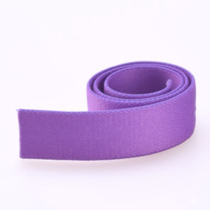 Adjustable 3 4 Inch Purple Polyester/Nylon/Fabric Twill Tape for Furniture pictures & photos