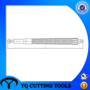 HSS Pull Type Straight Spline Broach pictures & photos
