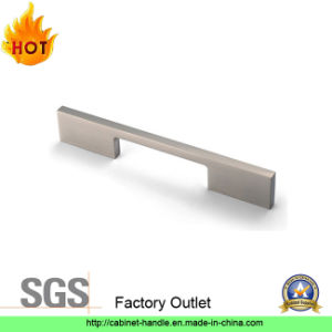 Factory Outlet Aluminum Furniture Hardware Kitchen Cabinet Pull Handle Furniture Handle (A 009)