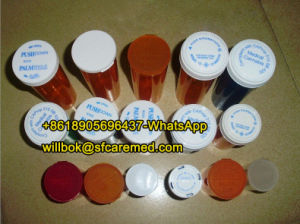 Plastic Tablet Reversible Vials with Snap Cap pictures & photos
