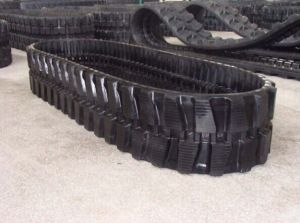 Rubber Tracks for Hitachi Mini Excavators pictures & photos