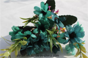 Wholesale Cheap Artificial Daisy Flowers for Decor pictures & photos