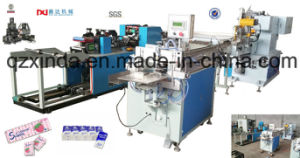 Full Automatic Folding Pocket Paper Handkerchief Production Line pictures & photos