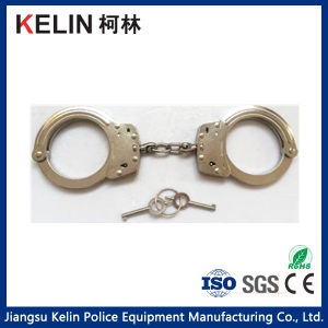 Best Performance Carbon Steel Police Handcuff pictures & photos