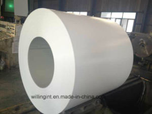 off White Ral Color PPGI PPGL Cold Rolled Steel Coils pictures & photos
