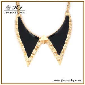 Wholesale Alloy Gold Plating Hand Made Enamel Fashion Jewelry Necklace pictures & photos