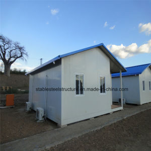 Light Guage Steel Prefab Porta Cabins for Labor Camp pictures & photos
