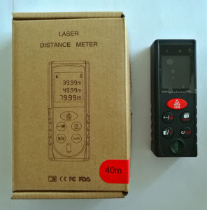 Economical 60m Laser Distance Meter SD60 pictures & photos