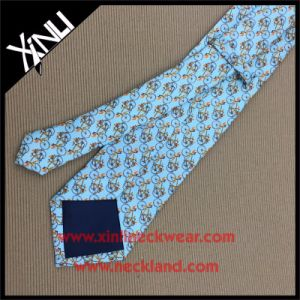 High Fashion Custom Printed Luxury Tie for Men pictures & photos