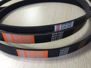 Poly V Belt, V Ribbed Belt, Pk Belt, Ribbed V Belt Double-Sided pictures & photos