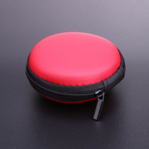 Logo Customized EVA Earphone Bag Storage Box for Coin Jewelry Container Mini Organizer Bags pictures & photos