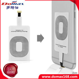 Mobile Phone Gadget for iPhone 5 6 Qi Wireless Charger USB Receiver pictures & photos