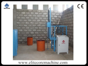 Manual Mix Batch Foaming Machinery of Foam Sponge Polyurethane