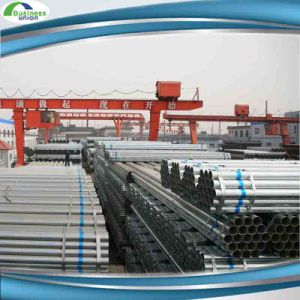 Scaffolding Material Hot Dipped Galvanized Steel Pipes En74/BS1139