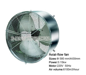Guangdong Yoshimura Roof Cheap Industrial Exhaust Fan pictures & photos