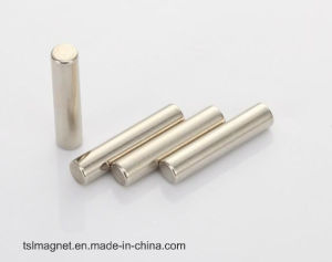 Sintered Permanent Rare Earth Disk NdFeB Magnets for Industrial