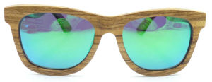 Fw17204 Wholesale Cheap Low MOQ Wooden Sunglass Laser Logo pictures & photos