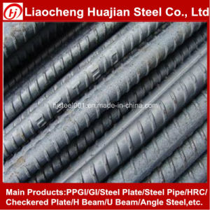 Chinese Manufacturers 12m HRB500 Deformed Steel Iron Bar for Construction pictures & photos