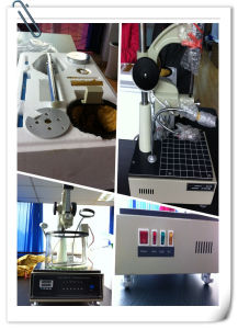 ASTM D5 Lubricating Grease Needle/Cone Penetrometer pictures & photos