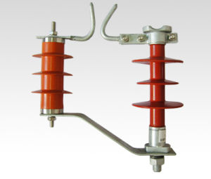Distribution Line Serial Gap Metal Oxide Lightning Arresters