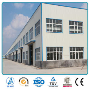 China Prefabricated Large Steel Structural Industrial Storage Sheds