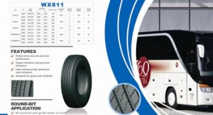 Truck and Bus Tyre of China Manufacturer Wholesale12r22.5 Wx811 / Truck Tire pictures & photos