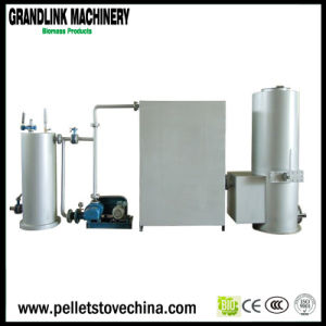 Low Consumption Biomass Gasifier Generator