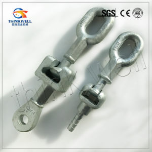 Forged Steel Galvanized 160kn Socket Eye for Transmission Line pictures & photos