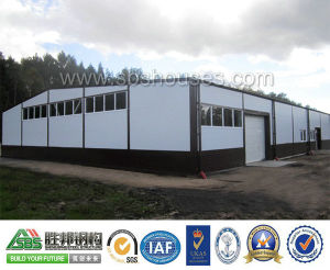 Economic Steel Structure Workshop and Warehouse