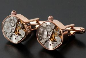2013 Fashion Accessory Watch Cufflinks (RD-AO83)