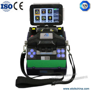 High Precision Excellent Performance Splicing Machine/Optical Fiber Fusion Splicer