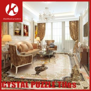 AAA Grade Floor Tiles Porcelain Puzzle Tiles on Promotion