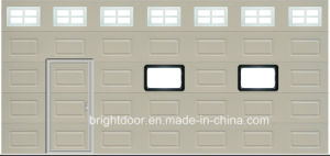 Single Car Garage Door, Price of Garage Doors pictures & photos