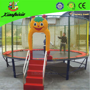 Big Size Outdoor Trampoline for Children (LG067) pictures & photos