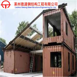 Custom-Produced Container House Corrguated Sheets From China