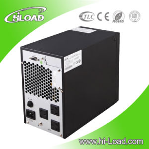 Pure Sine Wave Online UPS 6kVA with 12V 7ah Battery