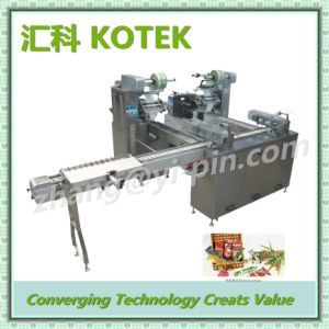 Xdb-350c Hsii Double Ice Cream Automatic Packing Machine