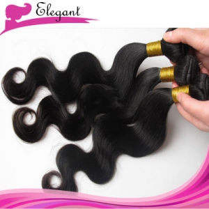 Brazilian Virgin Hair Body Wave, No Tangle Queen Weave Beauty Hair Bw1 pictures & photos