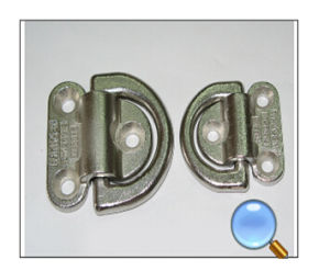 Stainless Steel Ball Bearing Butt Hinges