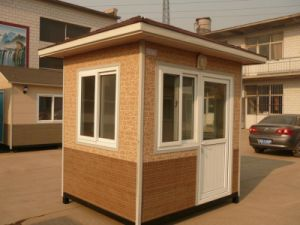 Assembly Prefabricated House with PU Insulated Panel