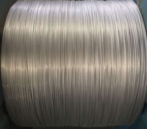 High Carbon Aluminium Clad Steel Wire Single Acs Lightning Protection Wire for Opgw Optical Fiber Composite Overhead Ground Cable pictures & photos