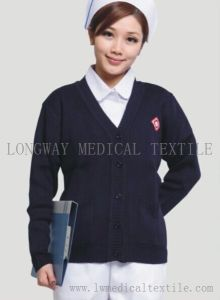 Dark Blue Nurse Sweater (HD-9017)