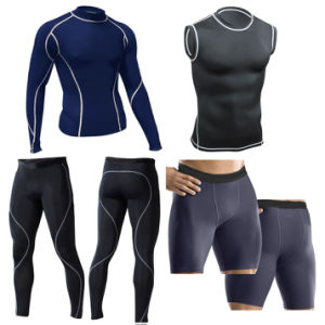 Compression Clothing Wholesale Compression Shirts Long Sleeve Compression Shirt pictures & photos