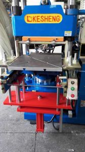 Rubber Molding Machine for Wrist Band Silicone Products (KS200FR) pictures & photos
